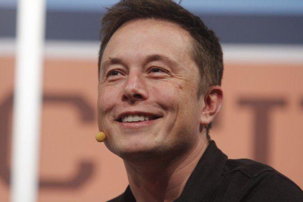 現實生活中的鋼鐵人──Tesla 聯合創辦人 Elon Musk