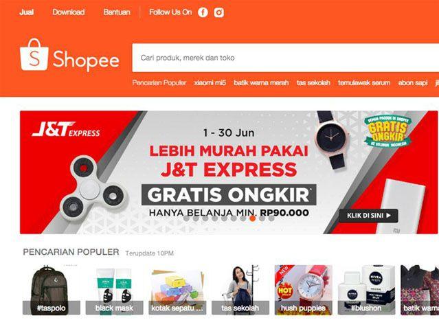 蝦皮在印尼,力抗Tokopedia、Lazada,165億銀彈到位!