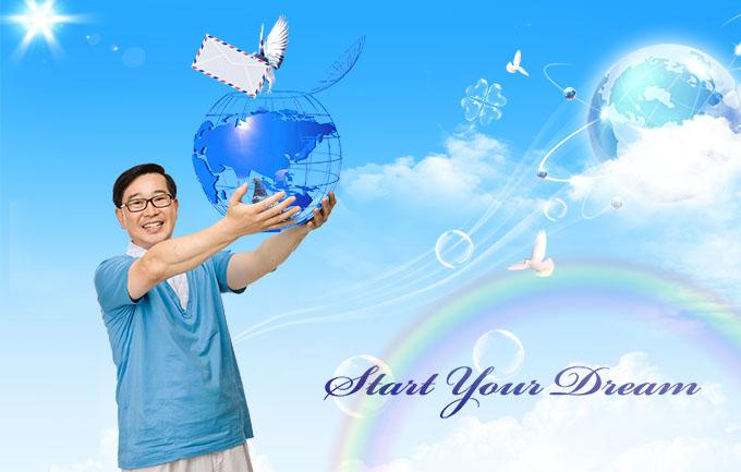 華鐳光電企業網頁設計