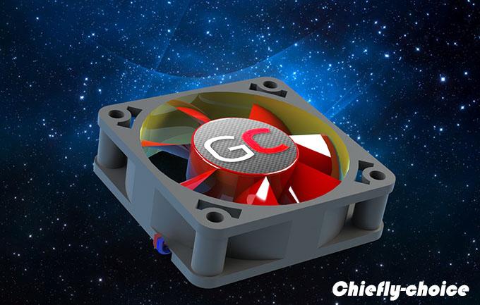 廣宙電子CHIEFLY冷卻散熱網頁設計