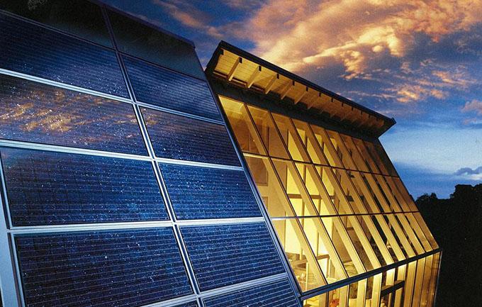 Solar陽光能源網站設計