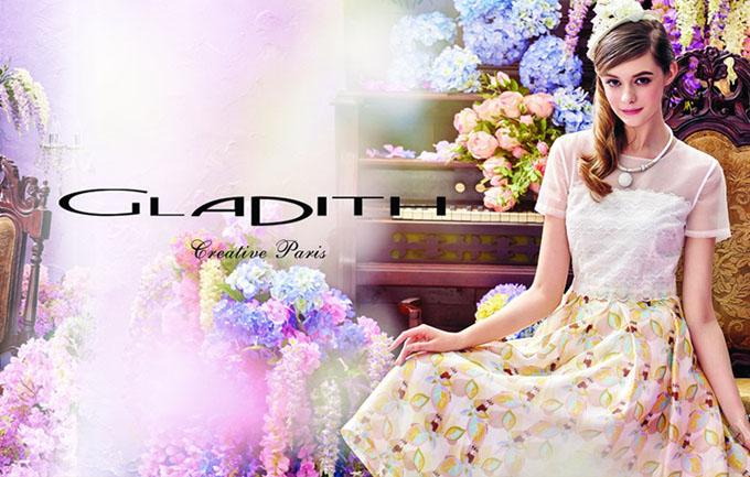 GLADITH 法國服飾品牌購物網站設計
