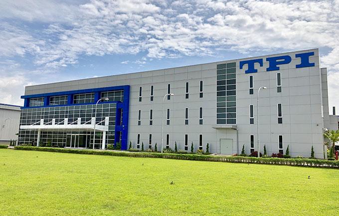 TPI東培工業股份有限公司 - 台灣最大軸承製造商